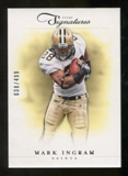 2012 Panini Prime Signatures #29 Mark Ingram /499