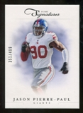 2012 Panini Prime Signatures #105 Jason Pierre-Paul /499