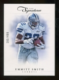 2012 Panini Prime Signatures #157 Emmitt Smith /499