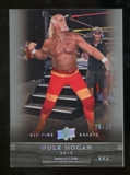 2012 Upper Deck All-Time Greats Silver #86 Hulk Hogan /35