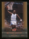 2012 Upper Deck All-Time Greats Bronze #1 Michael Jordan /65