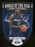 2012/13 Panini Contenders Contenders #12 Michael Kidd-Gilchrist