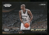 2012/13 Panini Contenders Playoff Contenders #1 Tim Duncan