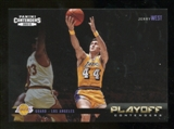 2012/13 Panini Contenders Playoff Contenders #24 Jerry West