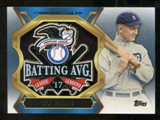 2013 Topps Update League Leaders Pins #TC Ty Cobb
