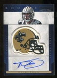2012 Panini Prominence #227 Nick Toon Jersey Autograph /200