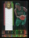 2012/13 Panini Gold Standard Black Gold Threads #5 Paul Pierce /99