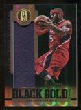 2012/13 Panini Gold Standard Black Gold Threads #34 Josh Smith /149