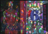 2013 Panini Black Friday Rookie Materials Cracked Ice #BK2 Michael Carter-Williams