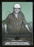 2012 Upper Deck All-Time Greats Signatures #GARP2 Richard Petty Autograph /20