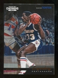 2012/13 Panini Contenders Legendary Contenders #15 David Thompson