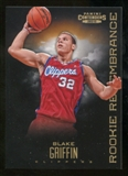 2012/13 Panini Contenders Rookie Remembrance #1 Blake Griffin