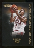 2012/13 Panini Contenders Rookie Remembrance #3 Derrick Rose