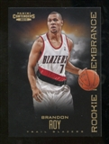2012/13 Panini Contenders Rookie Remembrance #5 Brandon Roy