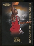 2012/13 Panini Contenders Rookie Remembrance #11 Elton Brand