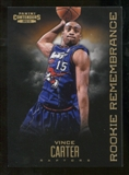 2012/13 Panini Contenders Rookie Remembrance #12 Vince Carter