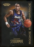 2012/13 Panini Contenders Rookie Remembrance #14 Damon Stoudamire