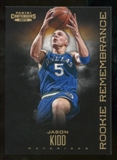 2012/13 Panini Contenders Rookie Remembrance #15 Jason Kidd