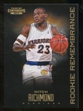 2012/13 Panini Contenders Rookie Remembrance #22 Mitch Richmond