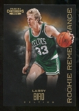 2012/13 Panini Contenders Rookie Remembrance #26 Larry Bird