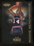 2012/13 Panini Contenders Rookie Remembrance #30 Earl Monroe