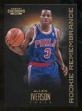 2012/13 Panini Contenders Rookie Remembrance #31 Allen Iverson
