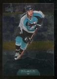 2007/08 Upper Deck Black Diamond #145 Jonathan Cheechoo