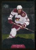 2007/08 Upper Deck Black Diamond #153 Daniel Winnik