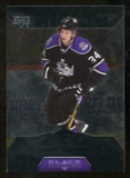 2007/08 Upper Deck Black Diamond #155 Lauri Tukonen