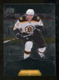 2007/08 Upper Deck Black Diamond #158 David Krejci