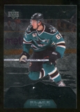 2007/08 Upper Deck Black Diamond #162 Torrey Mitchell
