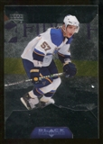 2007/08 Upper Deck Black Diamond #163 David Perron