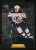 2007/08 Upper Deck Black Diamond #164 Milan Lucic