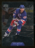 2007/08 Upper Deck Black Diamond #166 Brandon Dubinsky