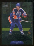 2007/08 Upper Deck Black Diamond #176 Wayne Gretzky