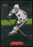 2007/08 Upper Deck Black Diamond #191 Jonathan Toews