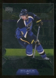 2007/08 Upper Deck Black Diamond #195 Erik Johnson