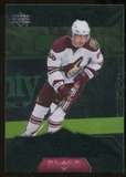 2007/08 Upper Deck Black Diamond #204 Peter Mueller