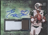 2013 Topps Inception #AJPGS Geno Smith Rookie Jumbo Patch Auto #06/88