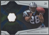 2008 Upper Deck Icons #FSM9 Jonathan Stewart Future Stars Rookie Materials Jersey