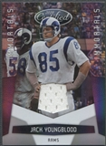 2010 Certified #162 Jack Youngblood Jersey #111/250