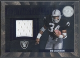 2011 Totally Certified #3 Bo Jackson Heritage Collection Jersey #087/249