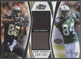 2012 Topps Prime #DCRTH Nick Toon & Stephen Hill Dual Combo Relics Rookie Jersey #164/405