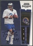 2000 Playoff Contenders #117 Trung Canidate Rookie Auto