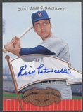 2005 UD Past Time Pennants #RP Rico Petrocelli Signatures Bronze Auto