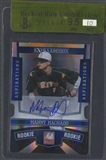2010 Donruss Elite Extra Edition #132 Manny Machado Aspirations Rookie Auto #041/100 BGS 9.5 Raw Card Review