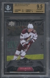 2007/08 Black Diamond #204 Peter Mueller Rookie BGS 9.5