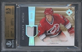 2006/07 Ultimate Collection #UJES Eric Staal Patch #53/75 BGS 9.5