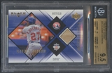 2000 Black Diamond #VG Vladimir Guerrero A Piece of History Bat BGS 9.5