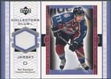 2002 Upper Deck #RBJ Ray Bourque Collectors Club Jersey